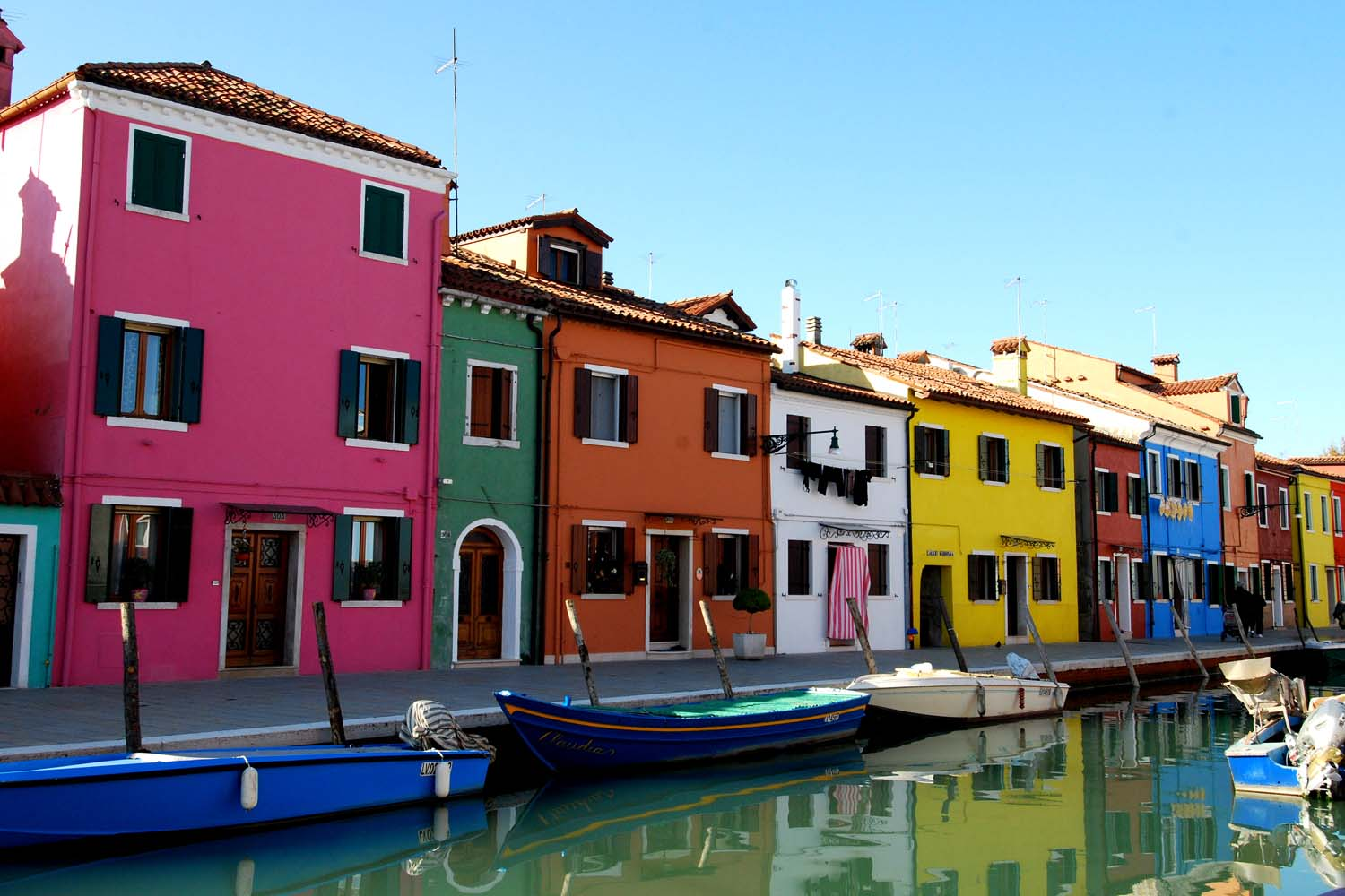 FIVS Top to Toe of Italy burano 2