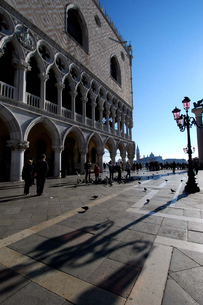 FIVS Top to Toe of Italy doges palace