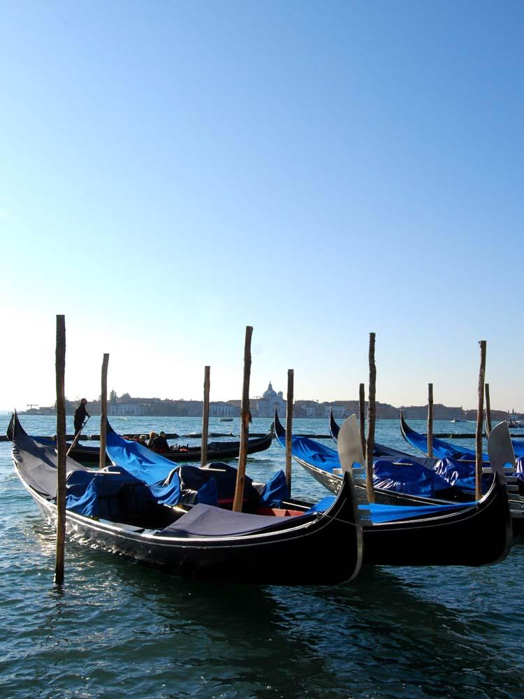 FIVS Top to Toe of Italy gondolas