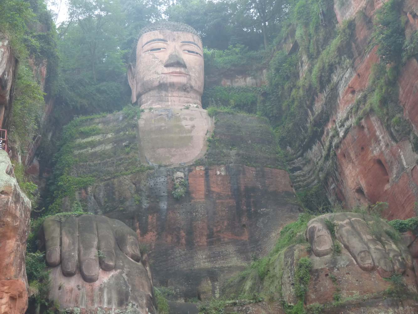 LCGR Giant Buddha Leshan