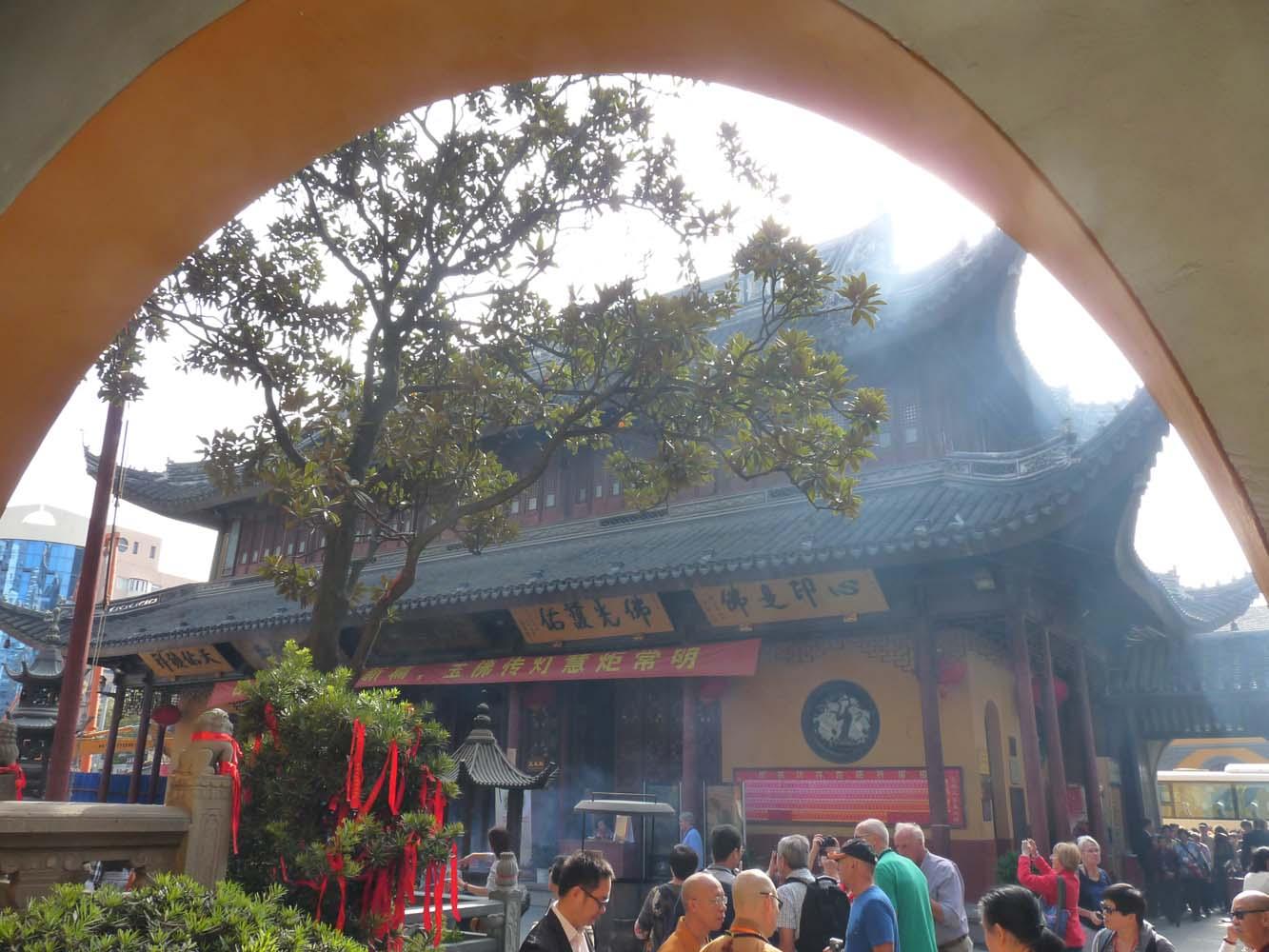 LCGR Jade Buddha Temple Shanghai 3