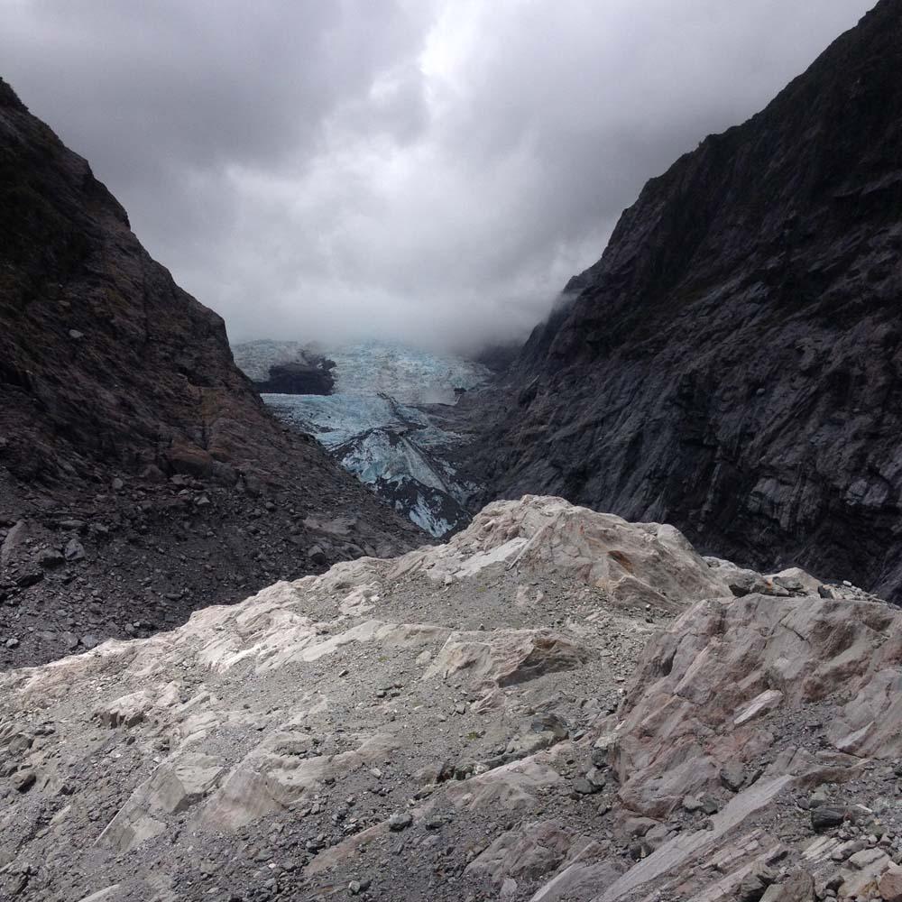 LNZ Discover New Zealand Franz Josef Glacier