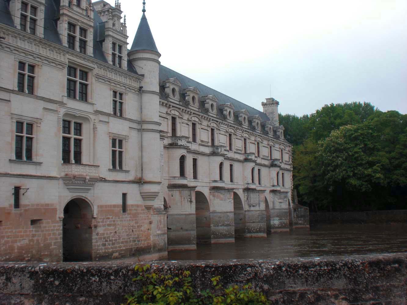 PEFLM 07 Chenonceau Chateau Chenonceau