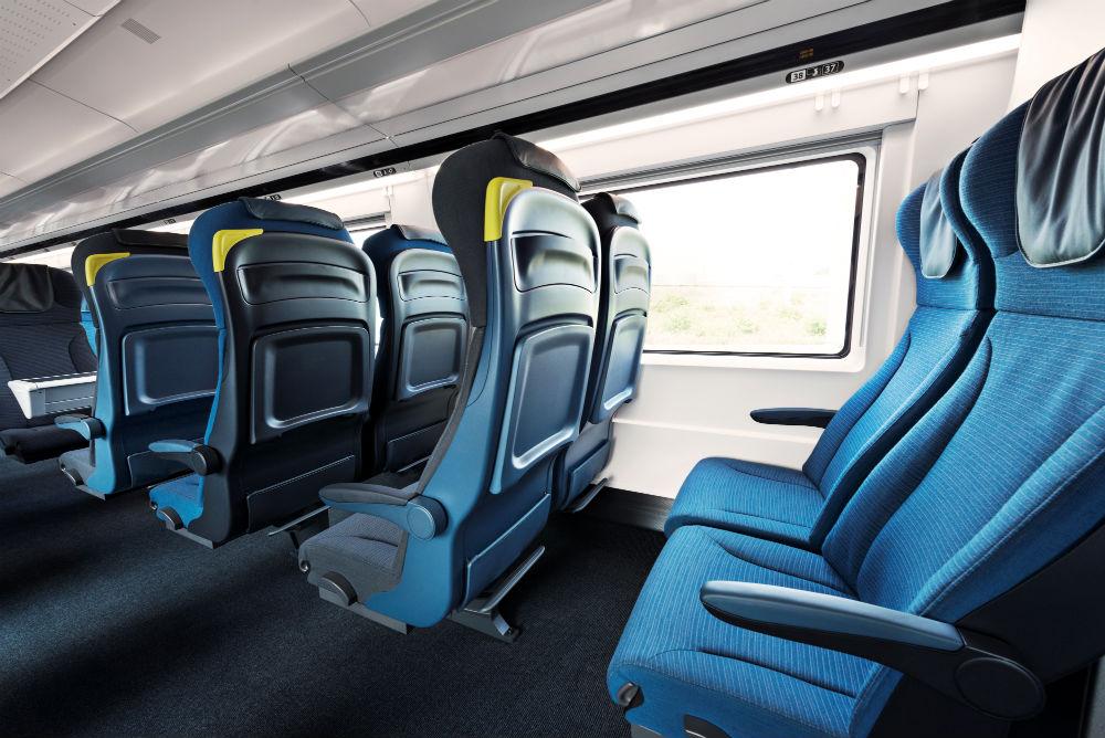 SEFCW interior standard class