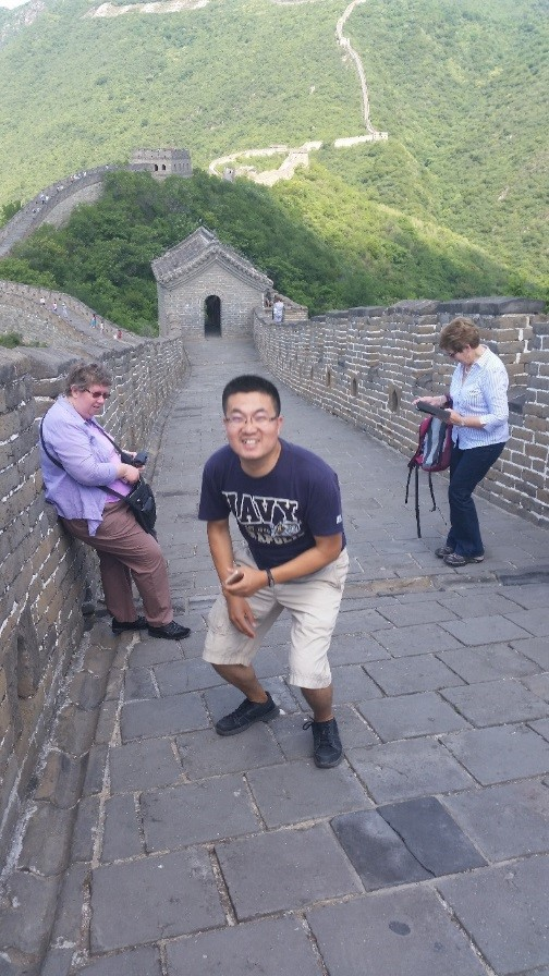 SLCHI 07 Great Wall of China   Local Guide Alan