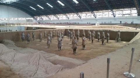 SLCHI 11 Terracotta Army