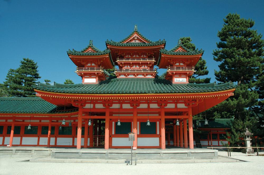 SLJPN 09 Kyoto shrine