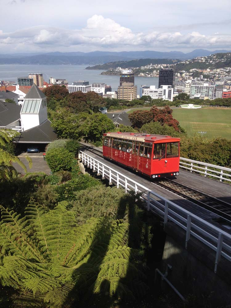 SLNZ Breathtaking New Zealand Cablecarin Welling ton 2